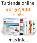 Contrata tu tienda online